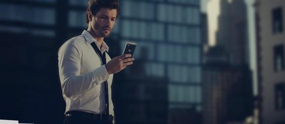 BlackBerry's KeyOne.
