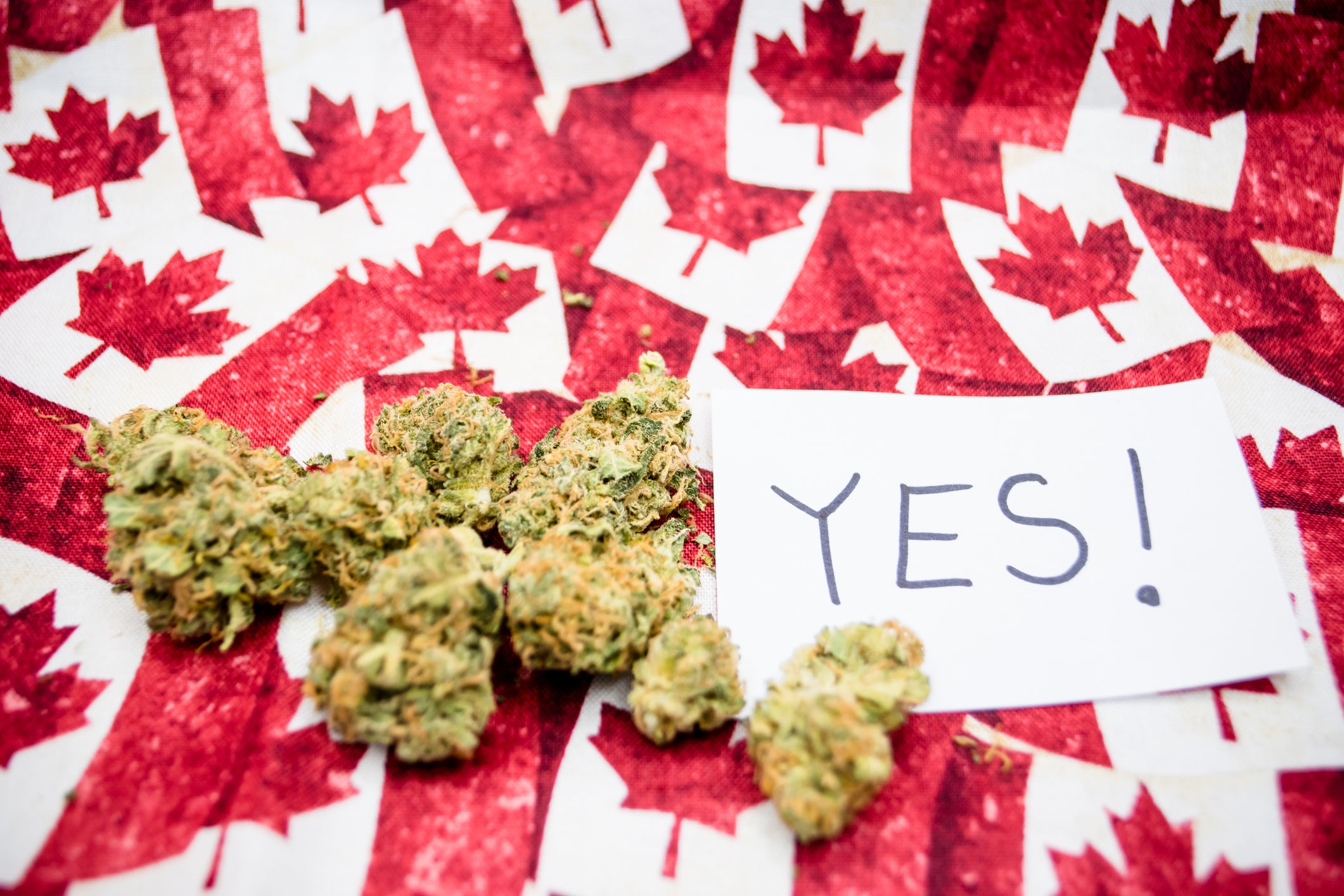 A Marijuana First This Canadian Pot Stock Just Uplisted To The