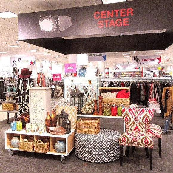 Macy's Backstage store