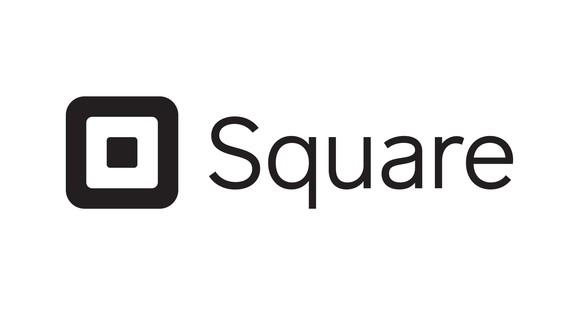 Square logo.
