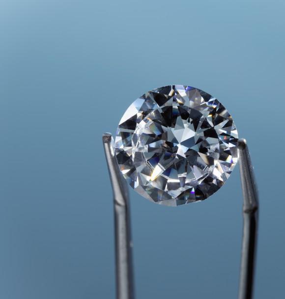 A diamond.