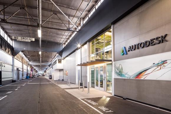 Autodesk Pier 9 Workshop in San Francisco.