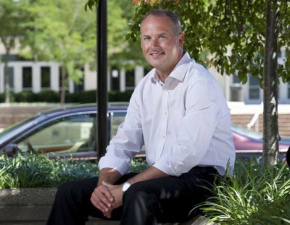 New Papa John's CEO Steve Ritchie