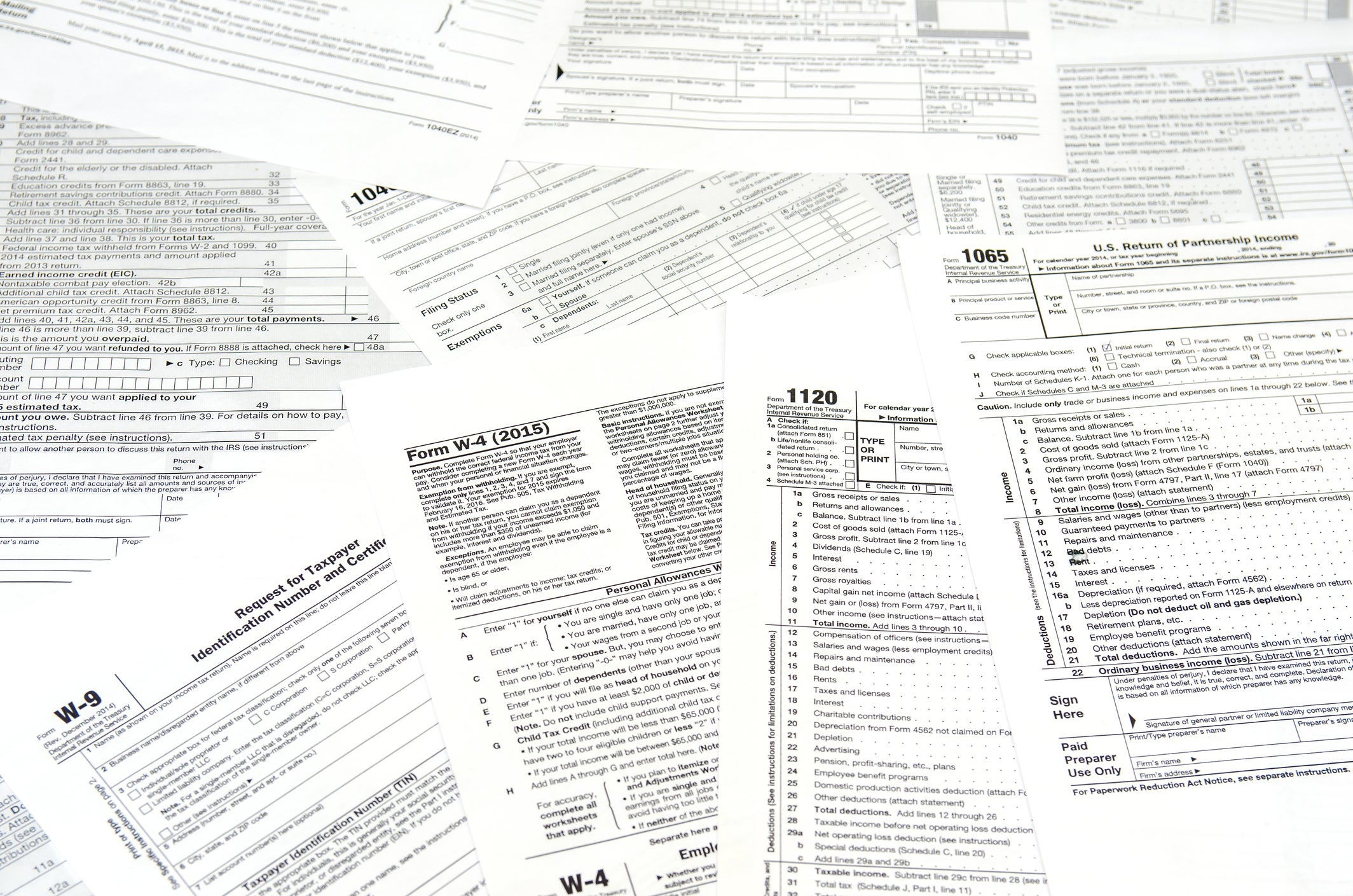 Am I Filing The Right 1040 Tax Form The Motley Fool