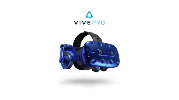 HTC's Vive Pro headset.