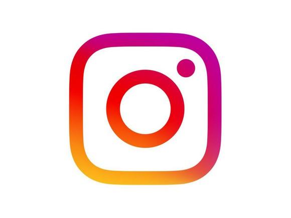 Instagram's logo.