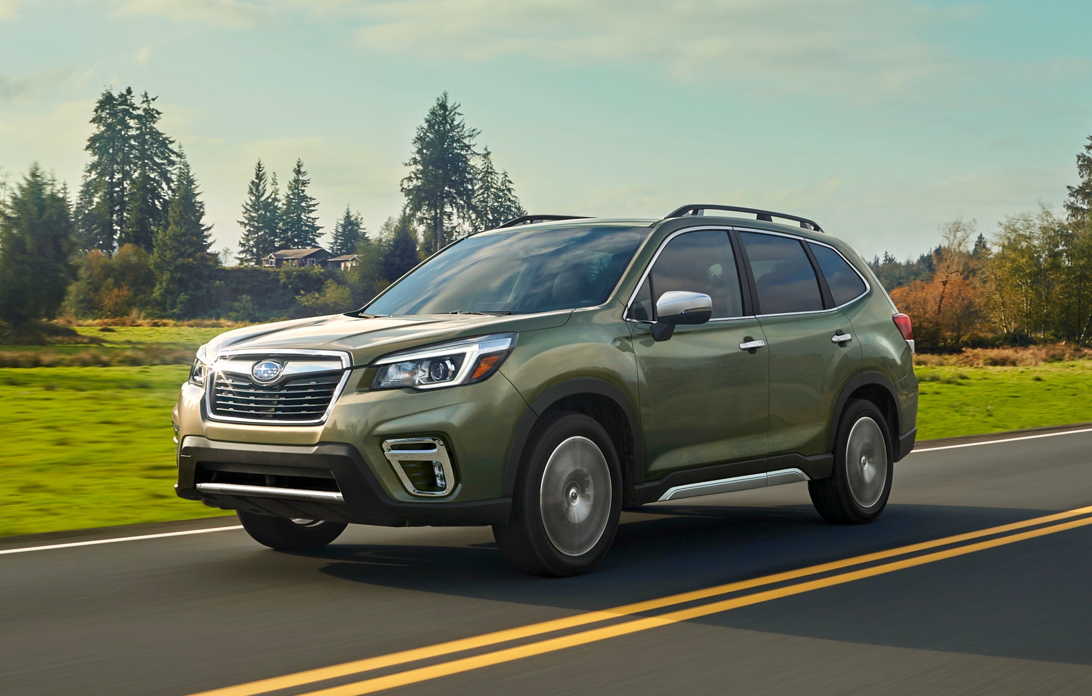 Why Subaru S All New 2019 Forester Will Stand Out In A Crowded