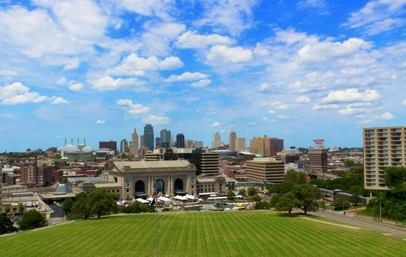 Downtown Kansas City Missouri