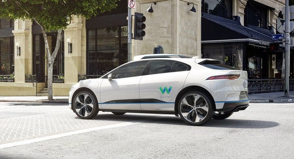 Will Jaguar's Self-Driving I-PACEs Make Investors Money?
