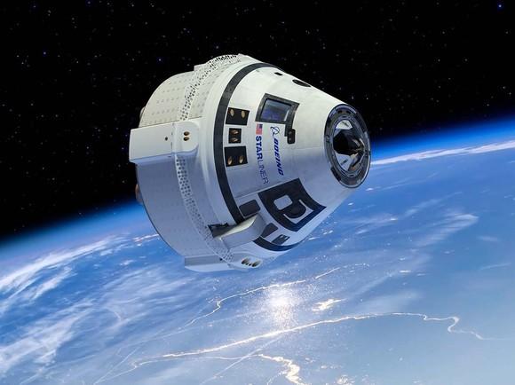 Boeing's Starliner spacecraft