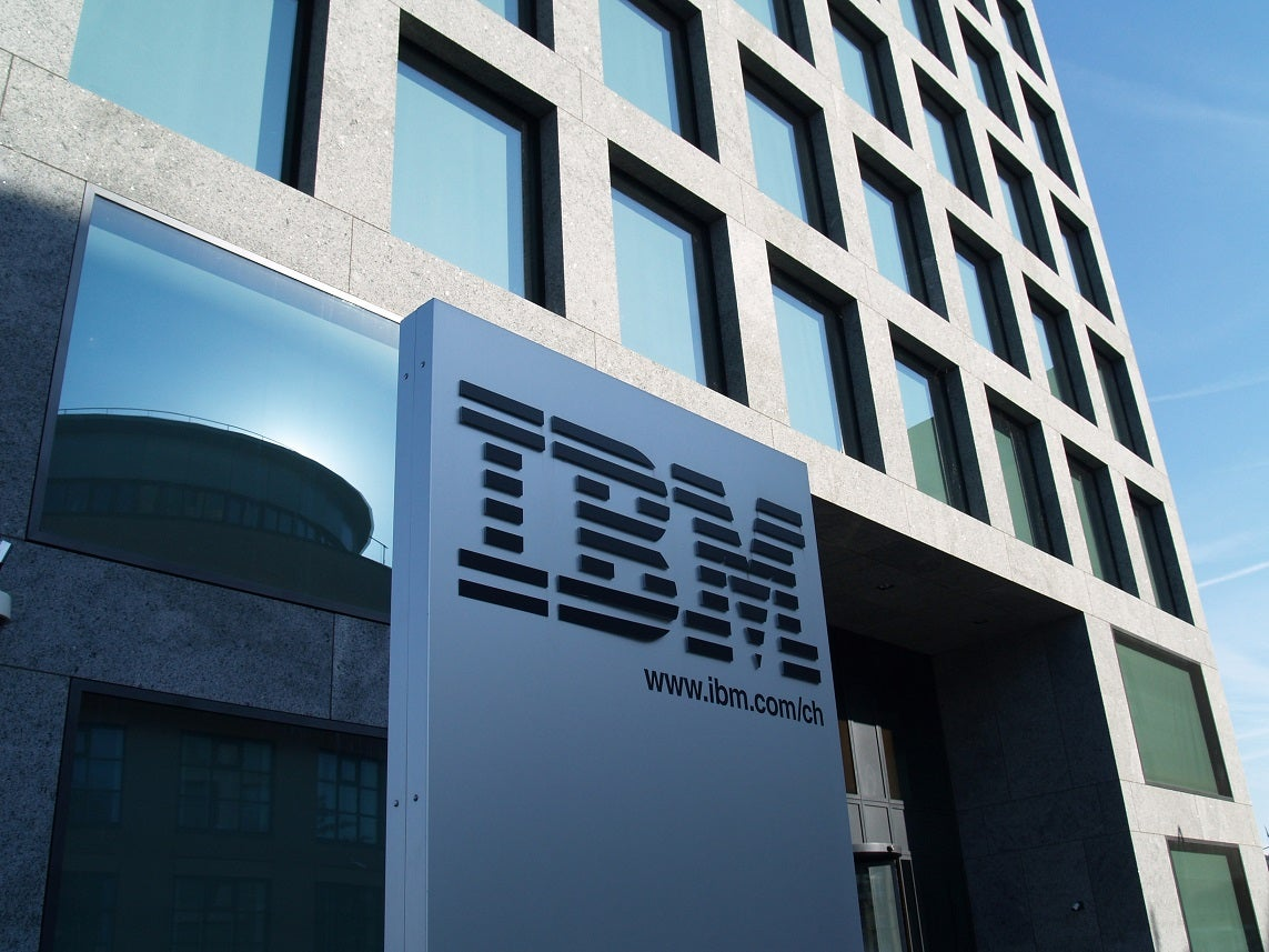 Why IBM Altria Group and Lam