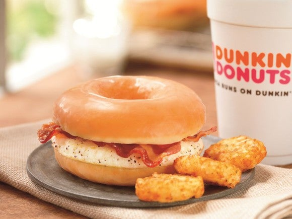 A Simplified Menu Didn't Bulk Up Customer Traffic at Dunkin' Donuts