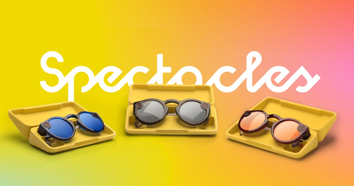 b17363fc121 Here s Why Snap s Spectacles 2.0 Will Fail -- The Motley Fool