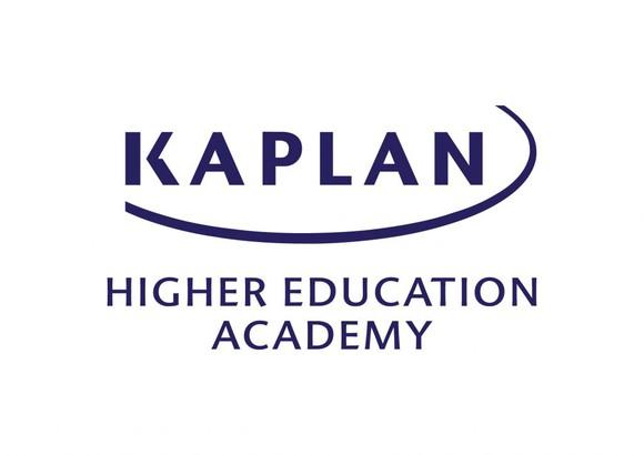Logo for Kaplan Higher Education Academy.