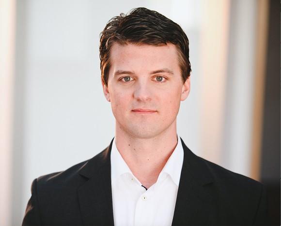 CEO Matt Maloney Headshot
