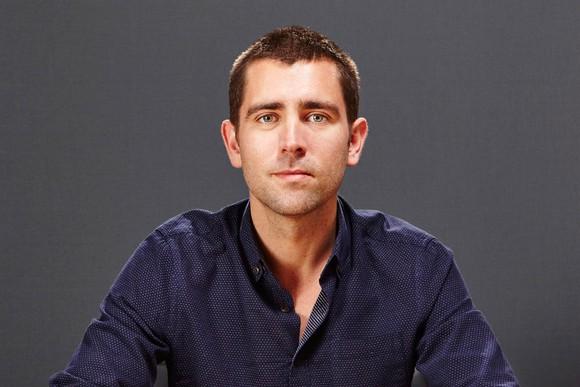 Chris Cox headshot