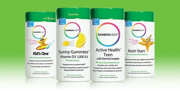 Nutranext Products (Rainbow Light brand)