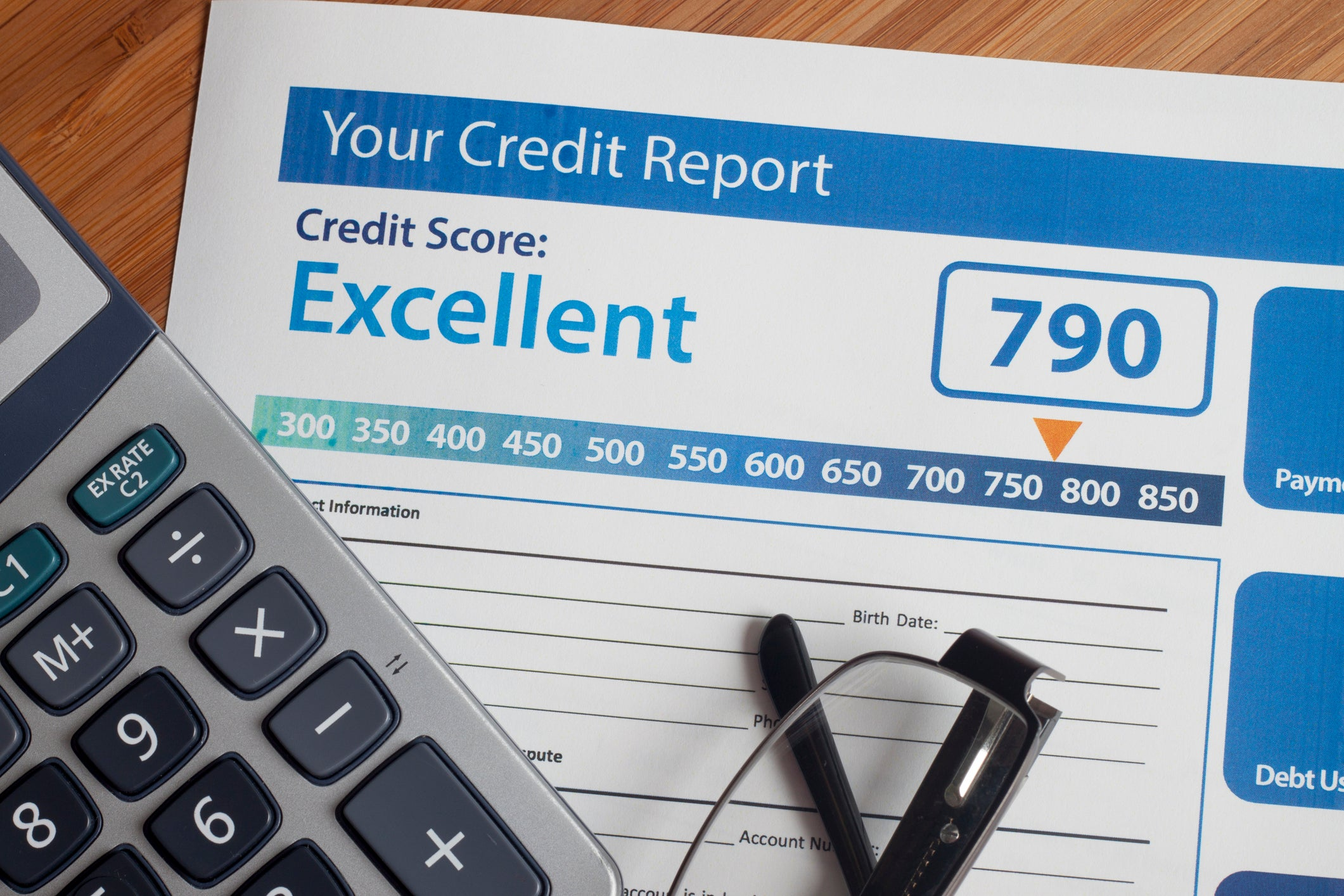 An invaluable credit lesson from someone with perfect credit