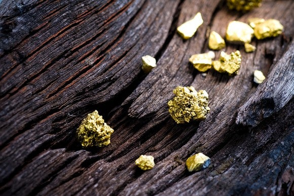 Why Eldorado Gold Corp Shares Jumped 16.8% Today