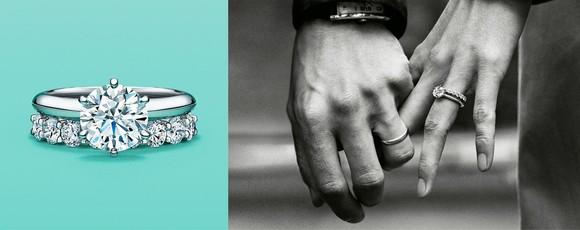 A Tiffany ring.