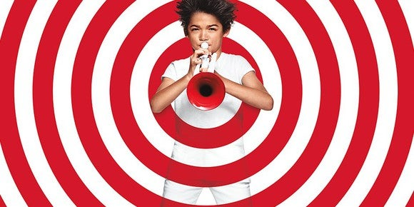 A Target ad campaign.