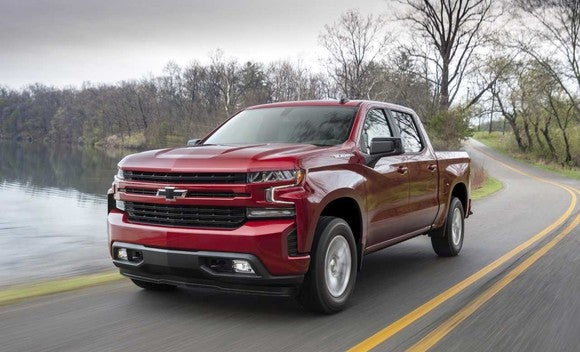 Why General Motors Will Build a 4-Cylinder Pickup Truck