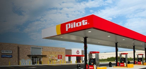 Why Buffett's Excited About This Roadside Buy