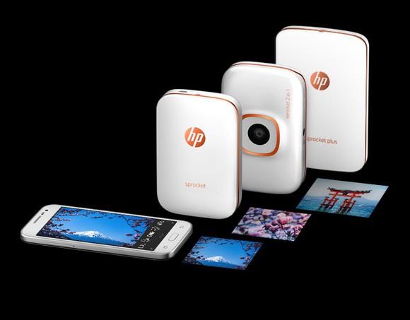 HP's Sprocket mobile printers.