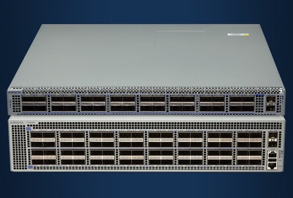 Arista Networks Has a Shiny New Toy