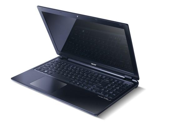 An NVIDIA-powered Acer Ultrabook.