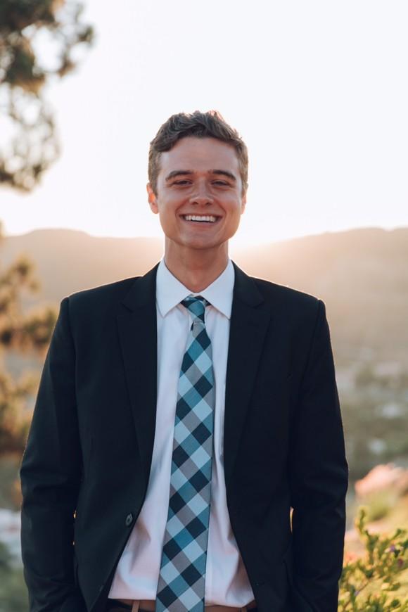 Image of Ryan Reeves.