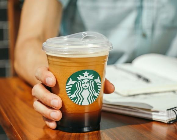 New Starbucks Plastic Lid