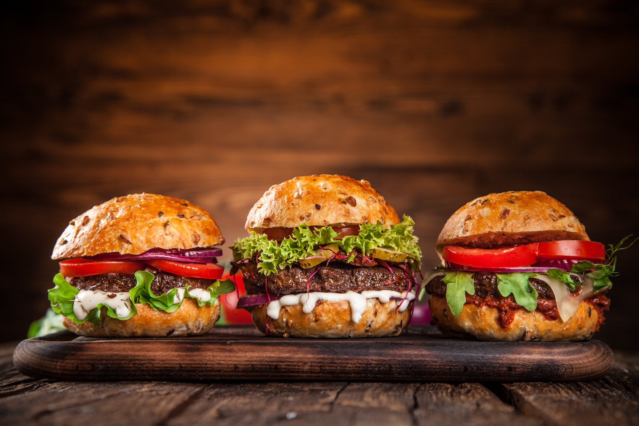 10 Gourmet Burgers That'll Rock Your Summer Grill Menu