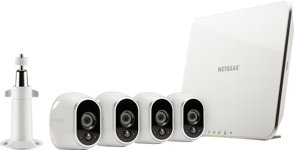 Arlo Technologies wireless security cameras