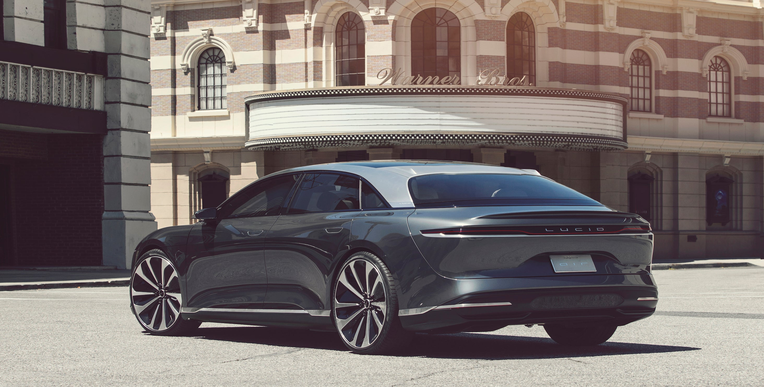 """New Tesla Rival Lucid Motors Says """"Funding Secured"""" 