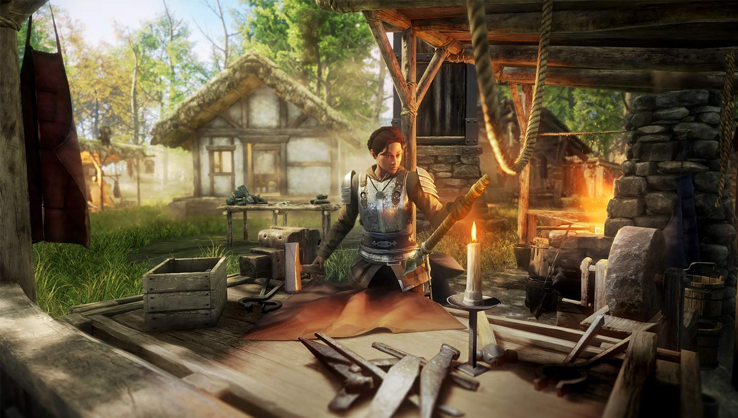 Could Amazons New World Be The Next Blockbuster MMO