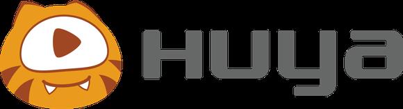 Huya's logo.