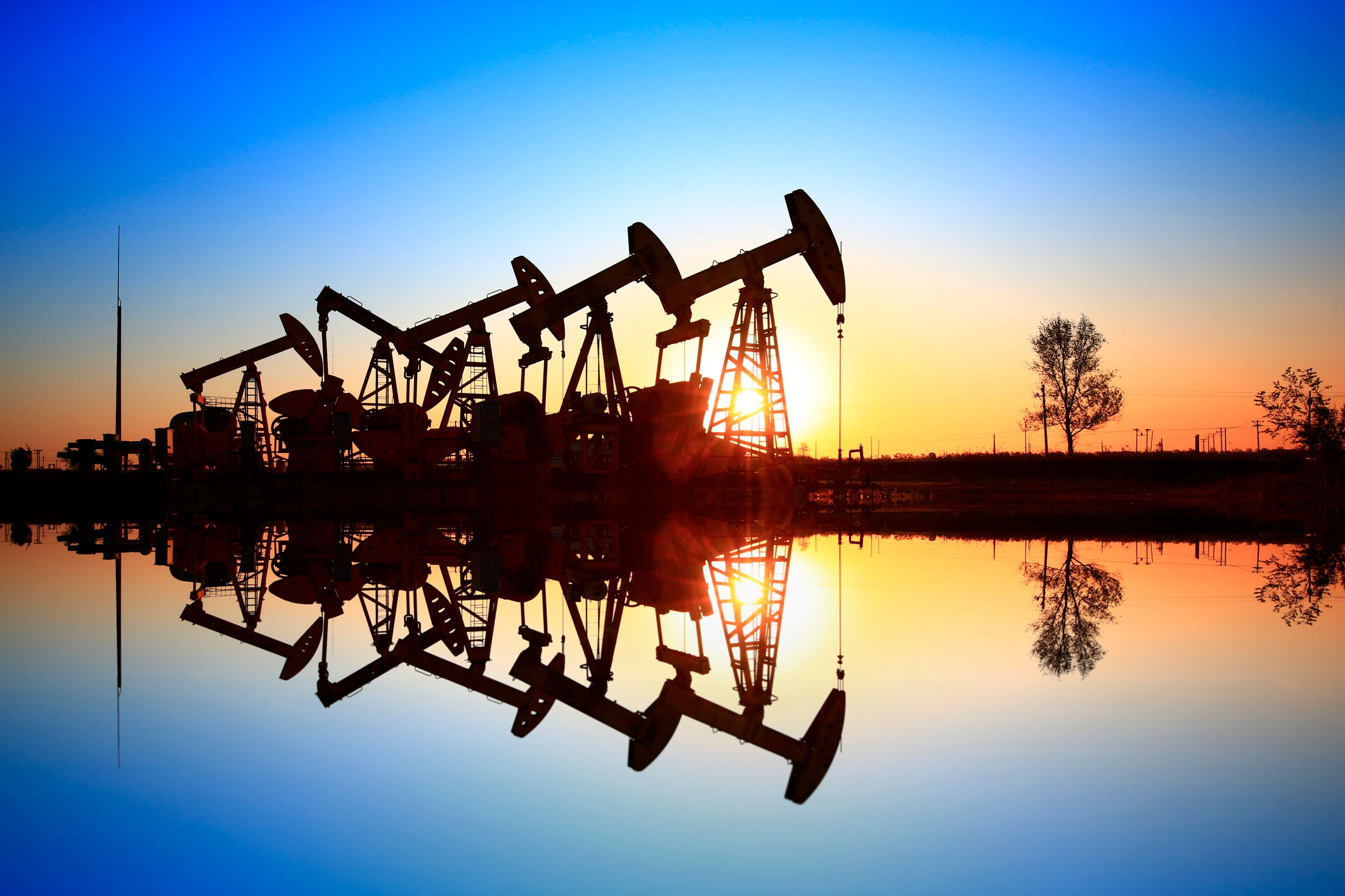 These Are the Biggest Oil Producers in the United States