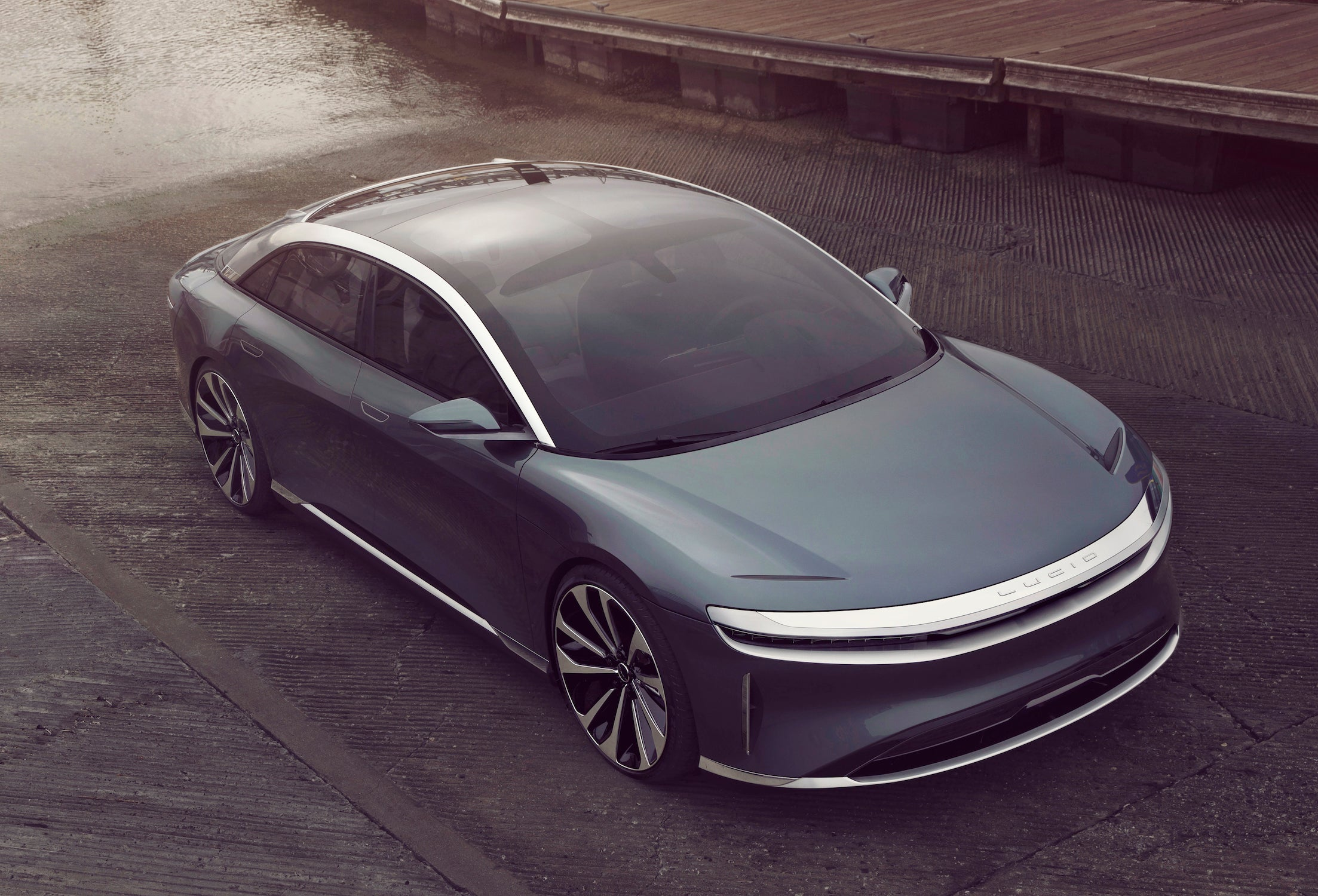 Here S How Lucid Motors Will Neutralize Tesla S Supercharger Advantage The Motley Fool