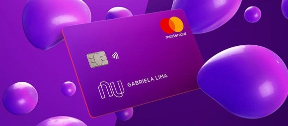 Nubank's Mastercard.