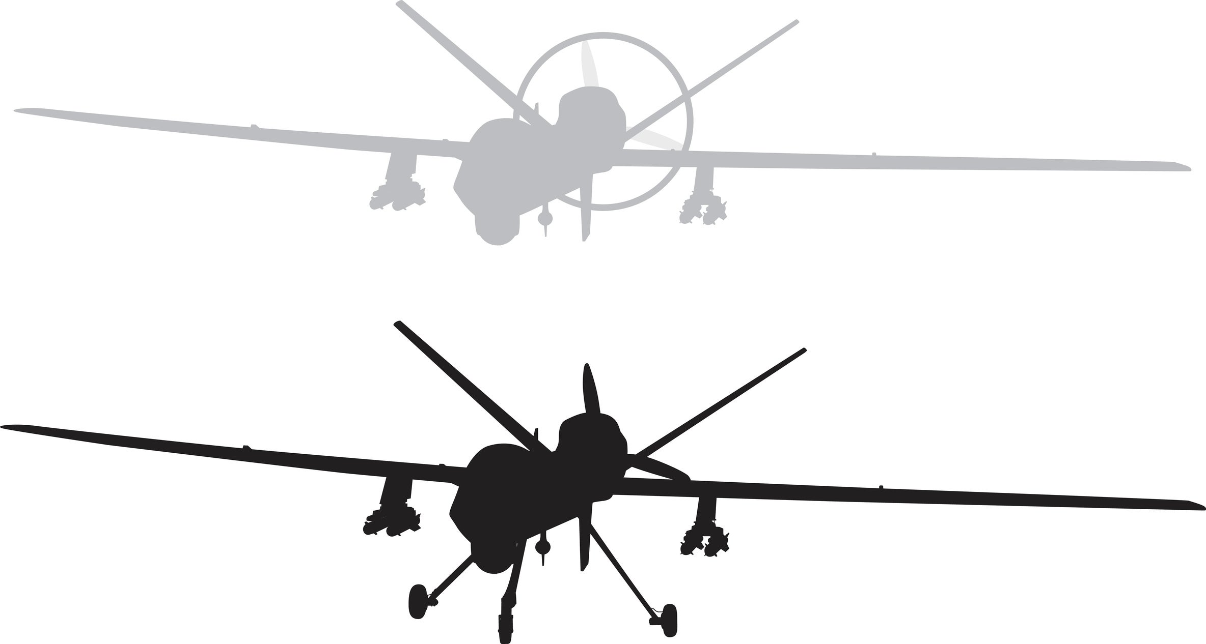 u s  air force prepares for a new type of drone combat