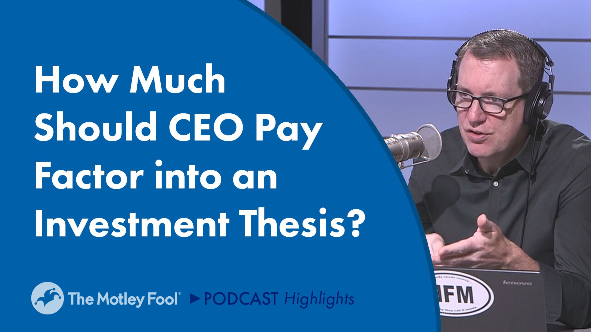 Executive pay thesis