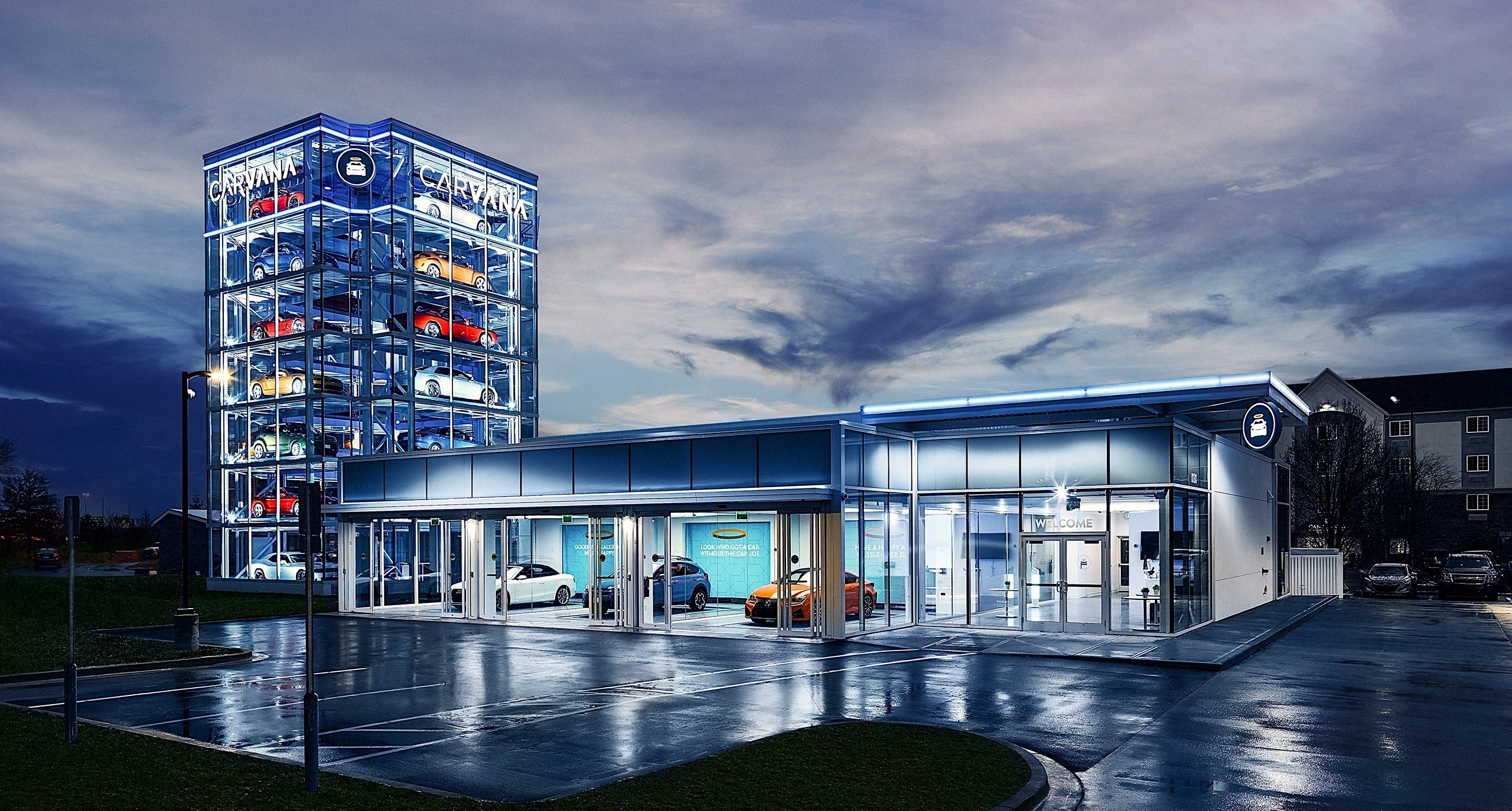 Why Carvana S Car Vending Machine Is More Than Just A Gimmick The