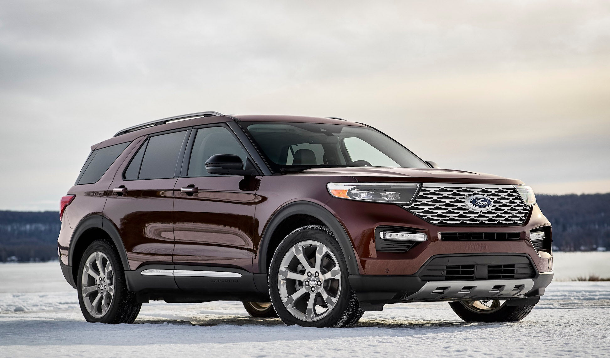 Can The All New 2020 Ford Explorer Reverse The Automaker S