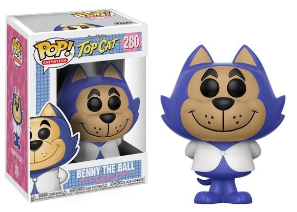 A Funko POP! toy