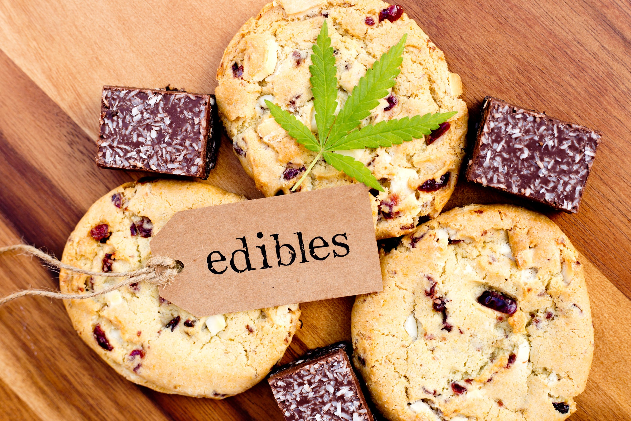 3 Legal Marijuana States Are Banning CBD Edibles  Here's Why  -- The