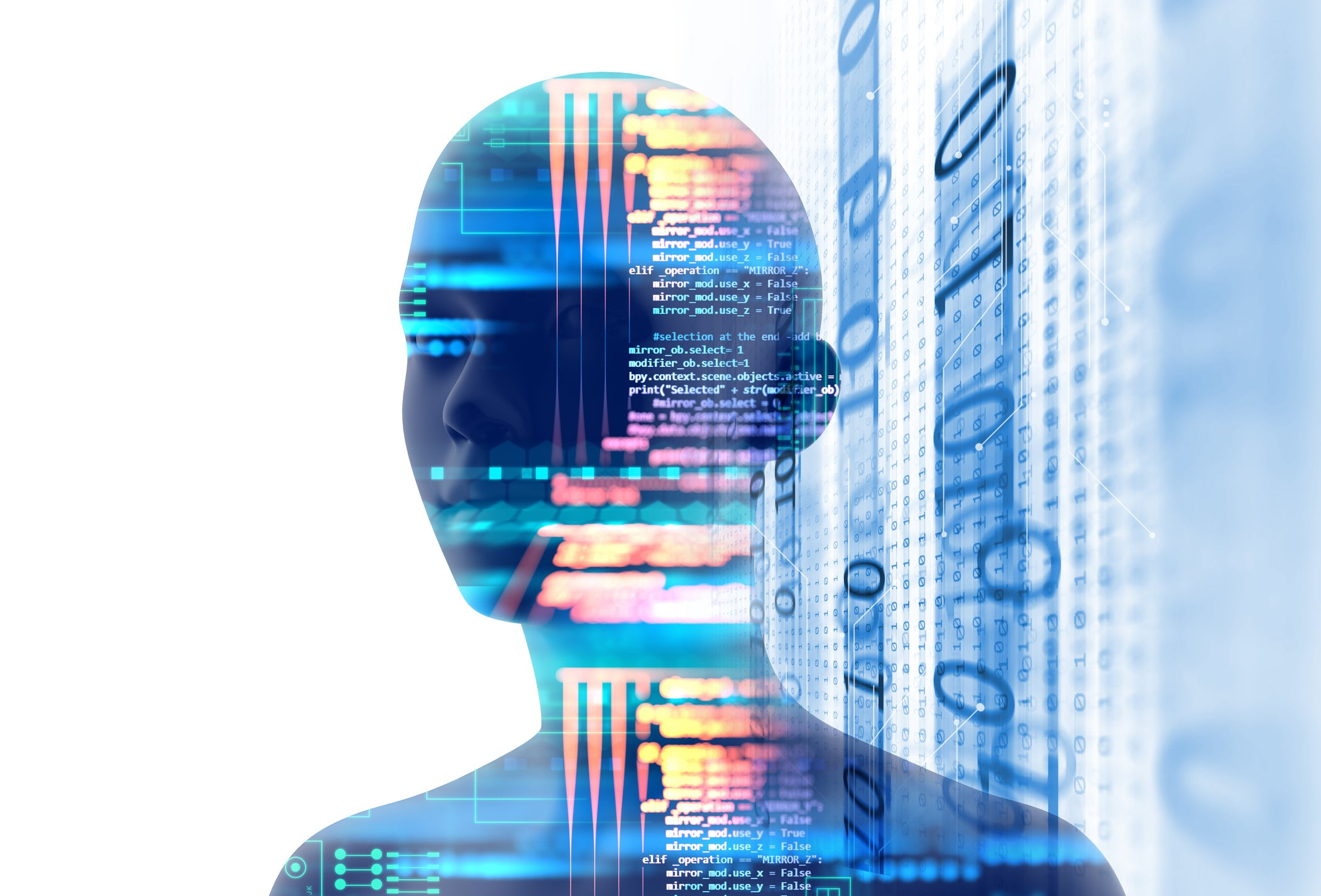 digital technology vision artificial intelligence