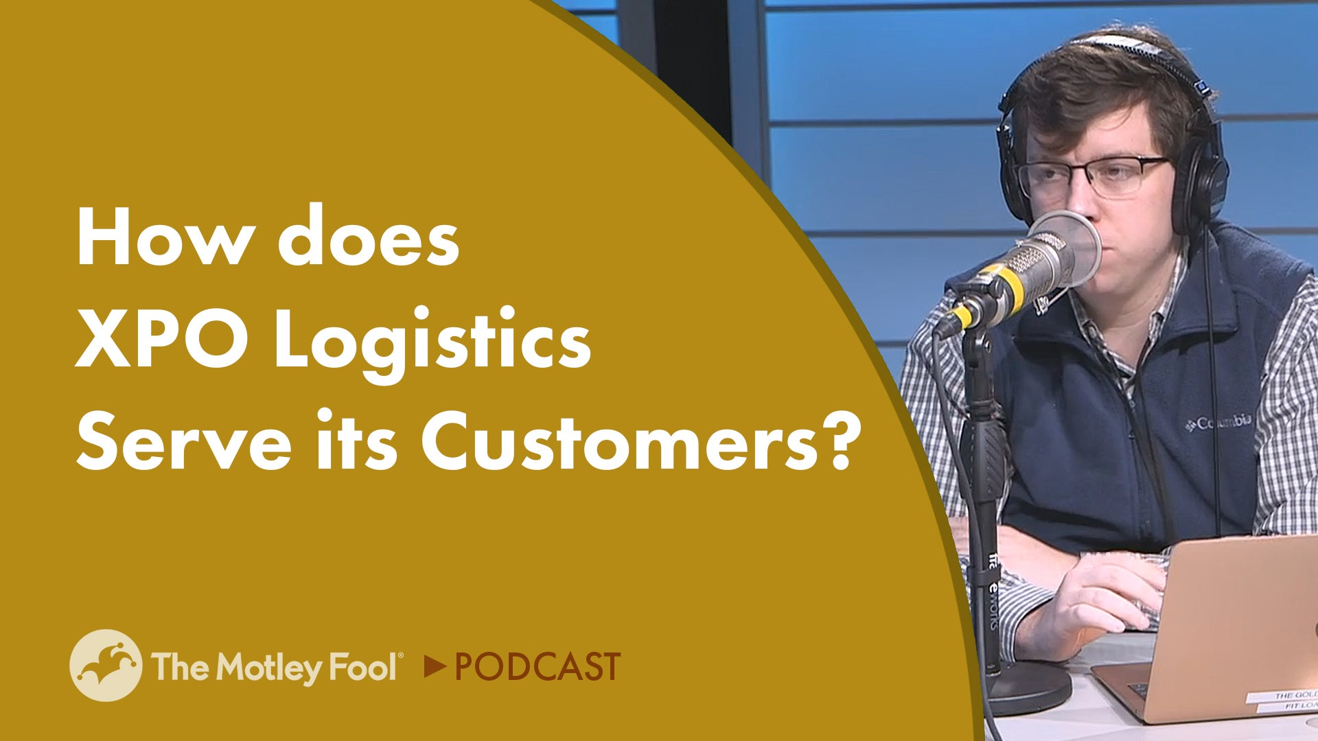 How Does XPO Logistics Serve Its Customers? -- The Motley Fool