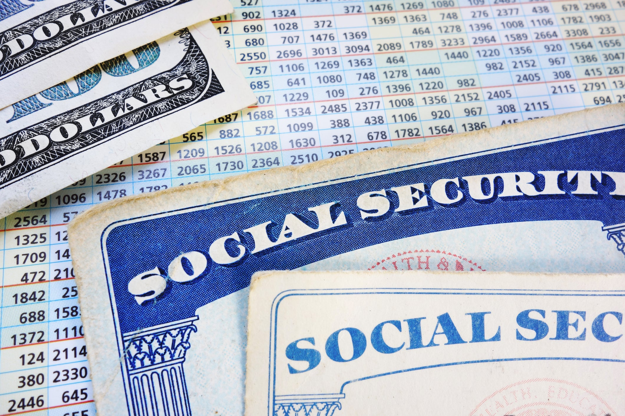 The Most Important Social Security Table You'll Ever See | The Motley Fool