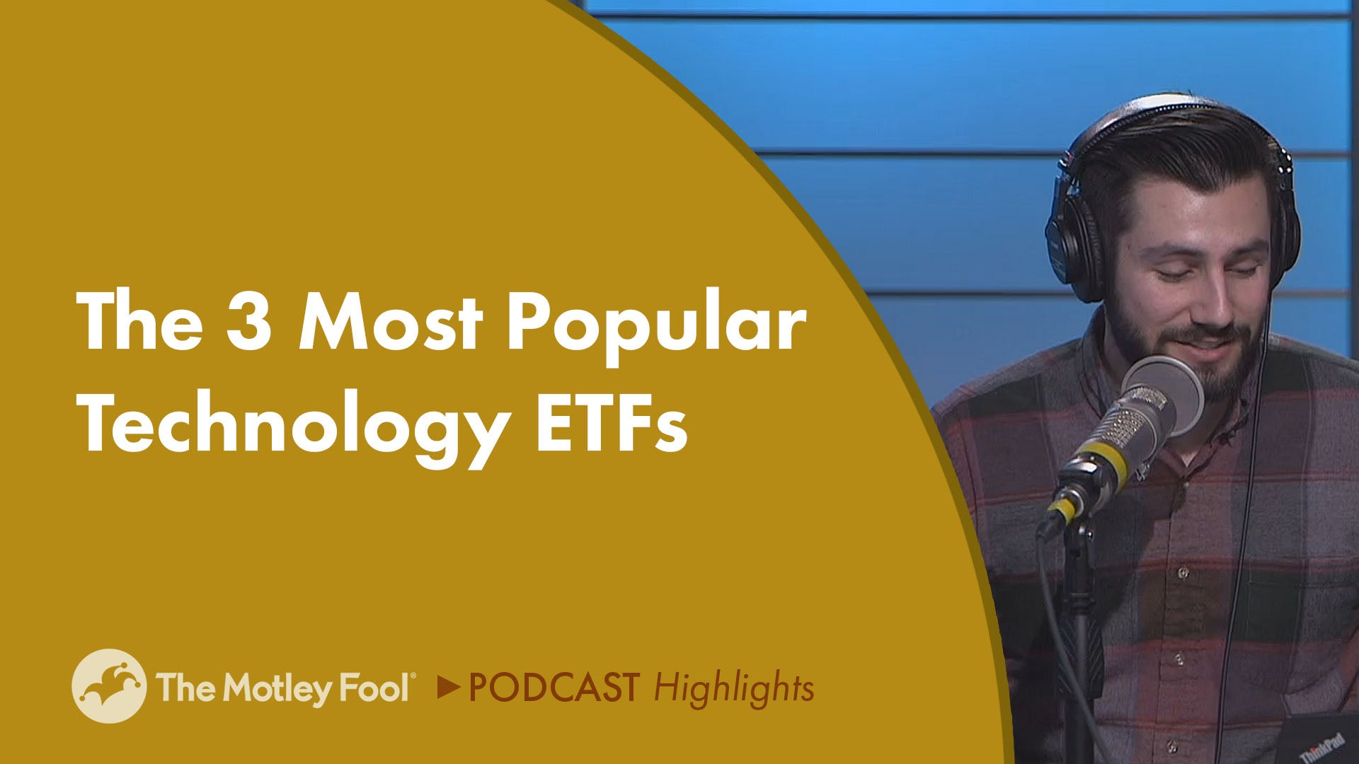 Image result for The 3 Most Popular Technology ETFs